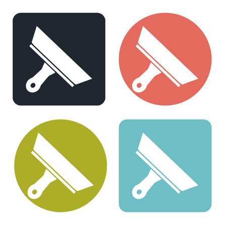 tools icon: Trowel icon