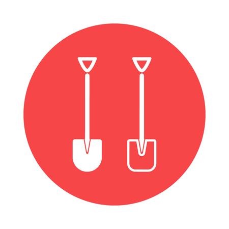 shovel: Shovel icon