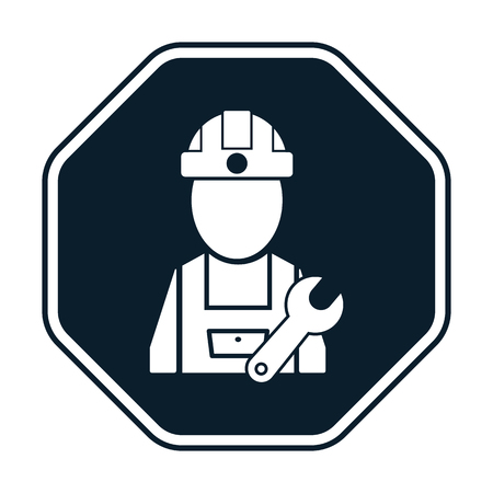 civil engineers: Builder icon