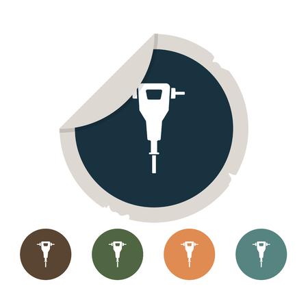jackhammer: Jackhammer icon