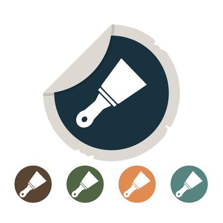trowel: Trowel icon