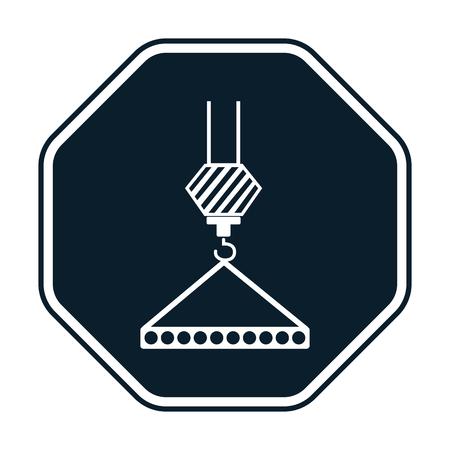 hook up: Crane icon