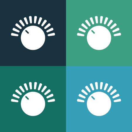 volume: Volume control icon Illustration