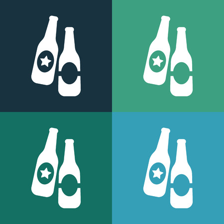 guinness: Beer icon Illustration