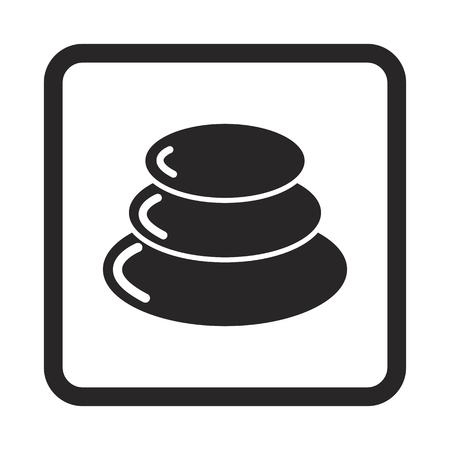 pebble: pebble icon Illustration