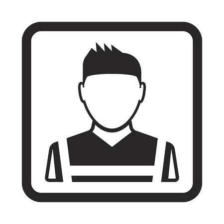 football steward icon