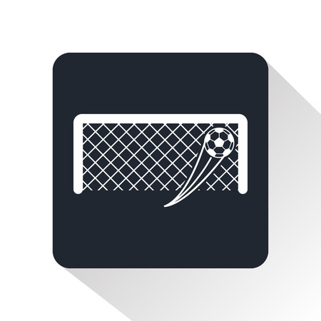 icona di porta da calcio