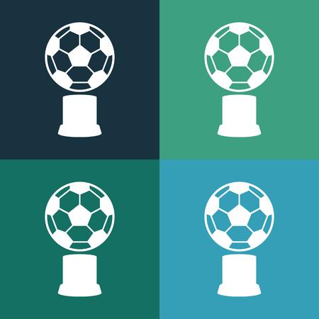 golden ball: Golden Ball icon Illustration