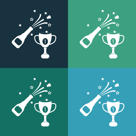 goblet: Goblet and champagne icon