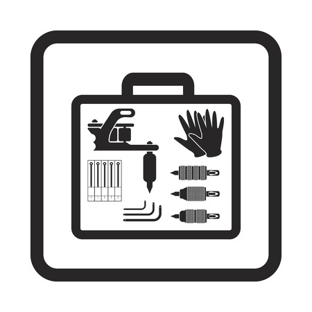 in case: tattoo case icon