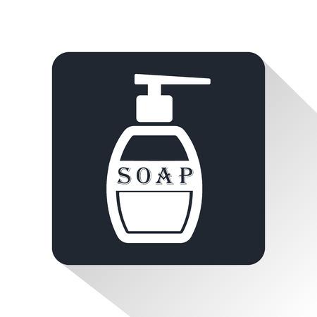 moisturizer: liquid soap icon