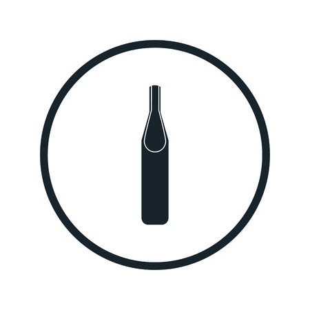 needle tip: tip of the needle icon