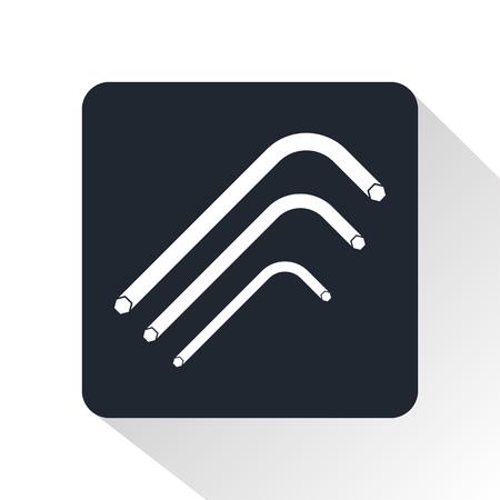 allen key: Allen key icon