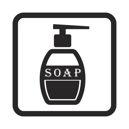 liquid soap: liquid soap icon