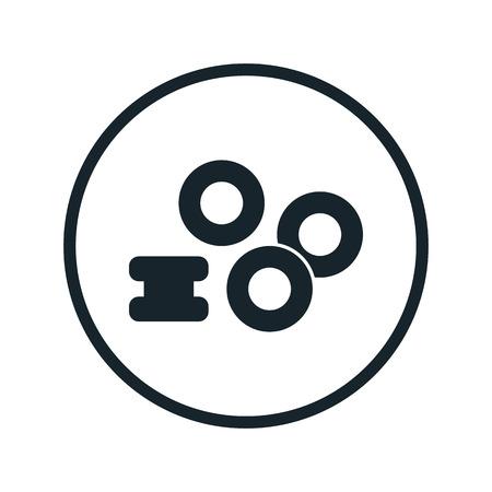 consumable: rubber plug icon