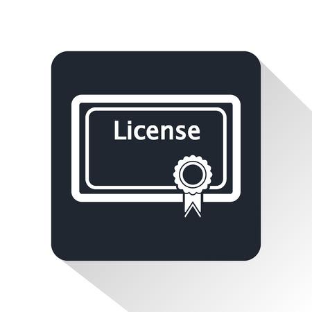 icône de licence