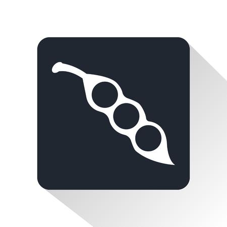 tasteful: peas icon
