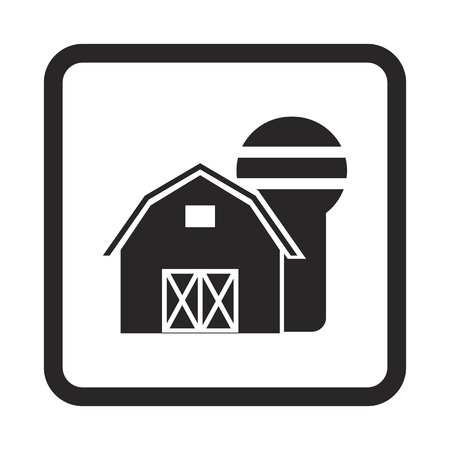cultivating: farm icon