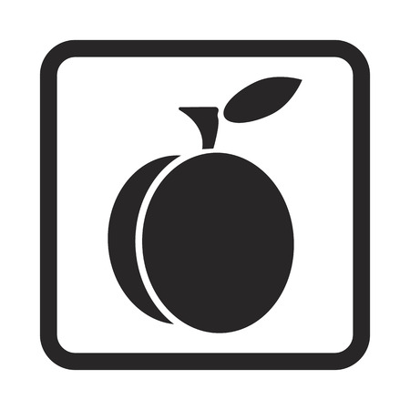 plum: plum icon