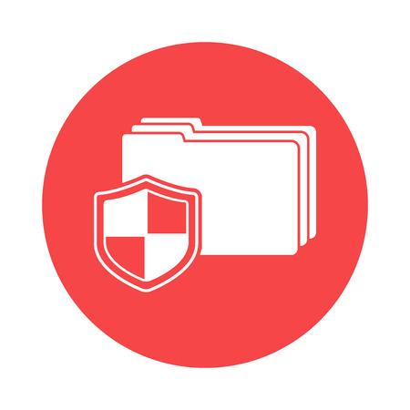 protection icon: data protection icon