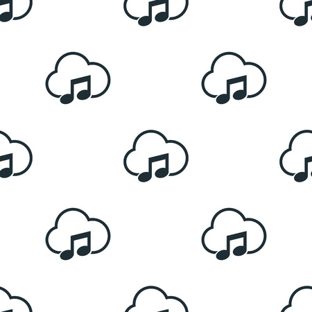storage: cloud storage icon Illustration