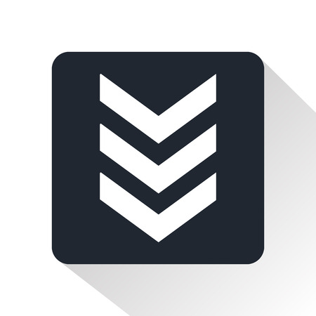 군대의 줄무늬 아이콘
