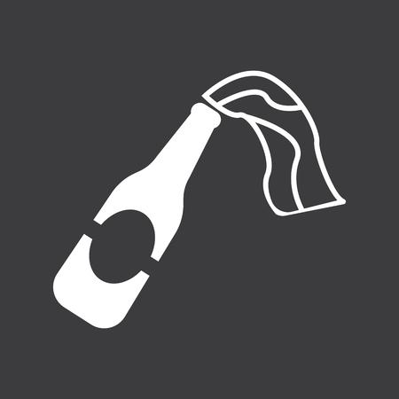 defenseless: molotov cocktail icon
