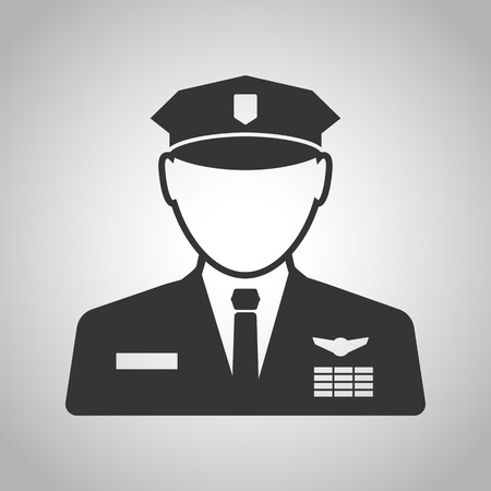 soldiers: soldier icon Illustration