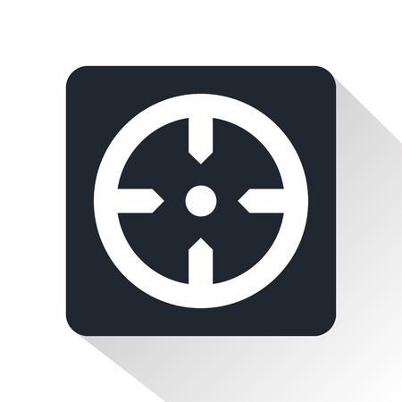 stealth: aim icon