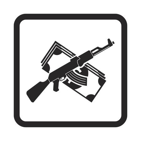 mercenary: guns and money icon
