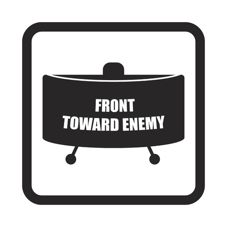 anti nuclear: mine icon