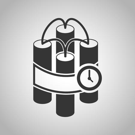dynamite: dynamite icon Illustration