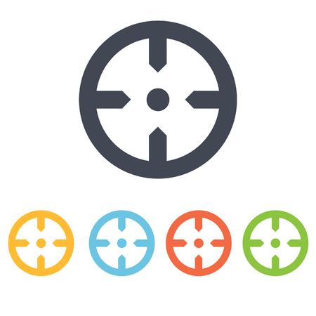 aim: aim icon