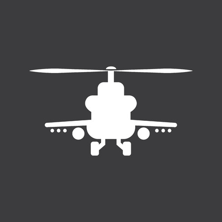 fuselage: helicopter icon