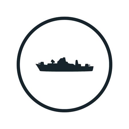 warship: warship icon
