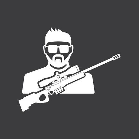 sniper: sniper icon
