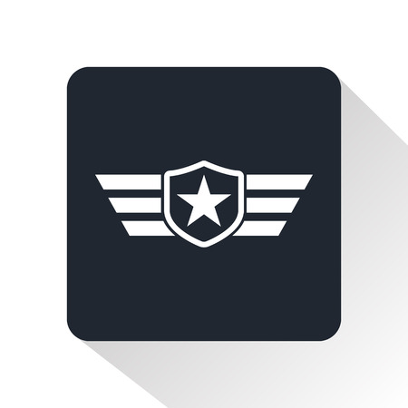 quickness: military badge icon