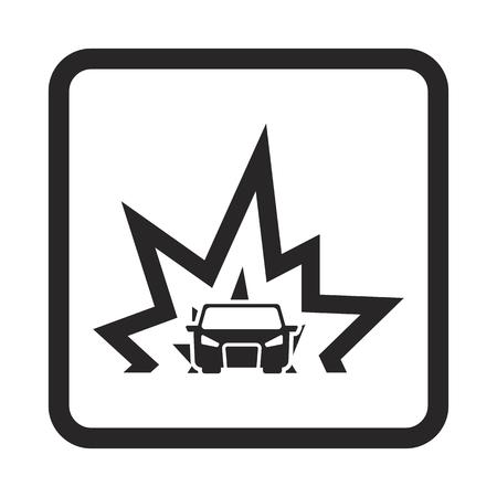 bomb price: explosion icon