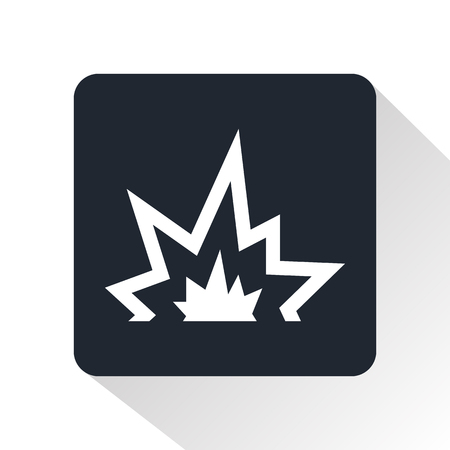 ignition: explosion icon