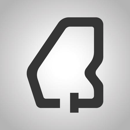 oncept: Raceway icon