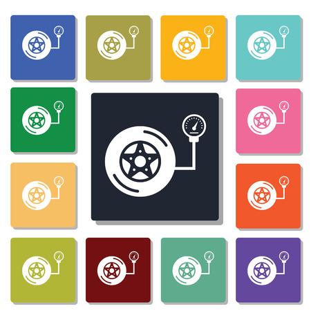 durability: pump wheel icon