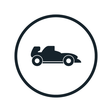 ne: racing car icon