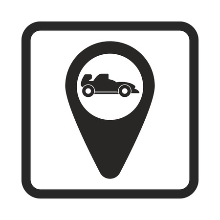 deviation: map and marker icon