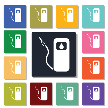 refuel: refueling icon