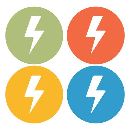 mode: flash mode icon