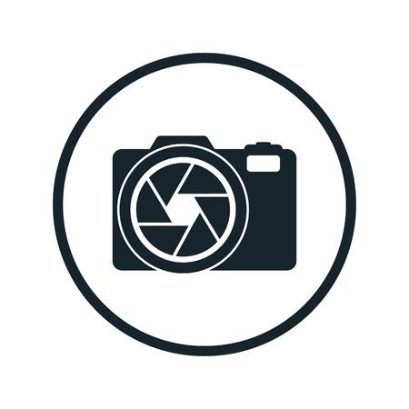 shutter: shutter icon Illustration