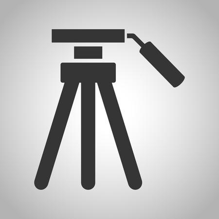 tripod for the camera icon