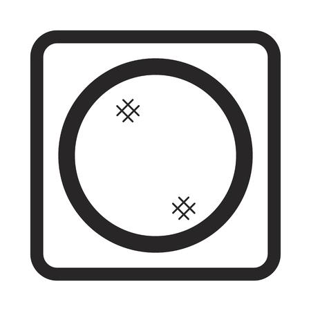 eyepiece: camera lens icon