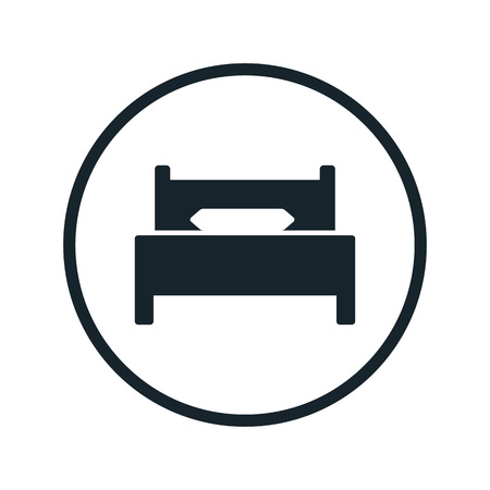 twin bed: bed icon