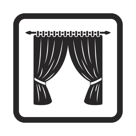 roman blind: blinds icon